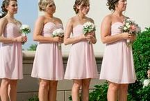 Bridesmaids Dresses - Short / by Tori - Platinum Elegance Weddings & Events