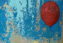 my paintings II / my work