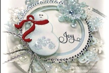 Want2Scrap Holiday Craft Ideas / Want2Scrap Designers & Friends share holiday projects and ideas, designs, tutorials and DIY for using our Want2Scrap chipboard with bling, trims, charms and your favorite paints, inks, glitters & sprays.