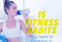 Get in shape  / by Lauren Franca