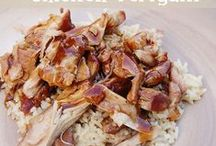 Easy Slow Cooker Recipes / Looking for an #easy #crock pot meal?  This board is full of good ones!