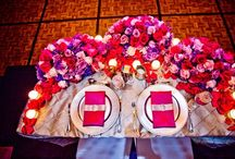 Table Design - Sweetheart Tables / by Tori - Platinum Elegance Weddings & Events
