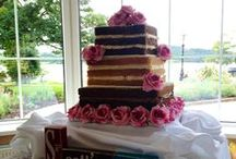 Wedding Cake Inspiration / Wedding cake ideas from around the world for brides and grooms!