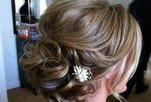 Wedding Hair Inspiration / Wedding Hair Inspiration.