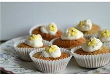 Cakes, Bakes and Puds / Mouth watering cakes and bakes or puddings for those with a sweet tooth