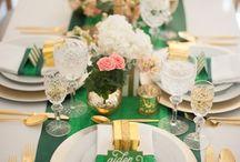 Parties - Tables Set to Impress / by Tori - Platinum Elegance Weddings & Events