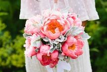 Fabulous Coral Weddings / by Fabulously Designed