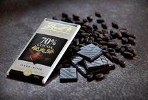 Food Dark Chocolate Love Affair / Chocolate