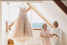 Dress to impress / Wedding gown dreams www.malenymanor.com.au