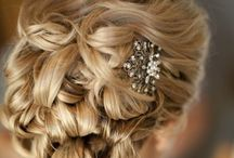 Wedding Hair & Nails / by Tori - Platinum Elegance Weddings & Events