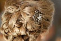 Wedding Hair & Nails / by Tori - Platinum Elegance Weddings & Events