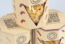 Packaging || Ideas for Pasta Designs