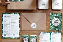 Oh, inspiration |Graphic Design |Restaurant