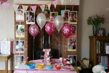 1st Birthday Party Fairy