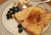 Breakfast recipes and ideas / Recipes for making breakfast a bit more exciting than just cereal