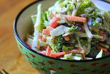 Super Salads / Lots of tasty salad ideas