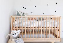 NURSERY IDEAS / Gender neutral nursery ideas, baby rooms