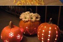Bunte Blätter, Kürbis & Co. | Natürliche Herbstdeko / Getrocknete Blätter, Kastanien Männchen, Hagebutten Kränze - der Herbst lädt zum Basteln ein!