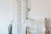 Yarning / For those of us that don't knit or crochet, there's YARNING, or crafting with yarn!