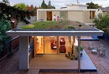Indoor / Outdoor rooms / by Feldman Architecture