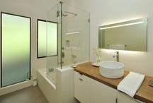 Bathrooms / by Feldman Architecture