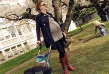 Pregnant Travels / Tips for traveling -- even when you are pregnant (yes it is possible!)