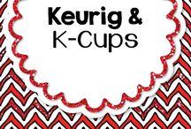 Keurig & K-Cups / Place to remember my favorite K-Cups and Keurig accessories.