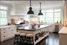 Kitchens / by Marcy @ ANTIQUECHASE