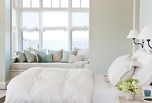 White Rooms  / by Marcy @ ANTIQUECHASE