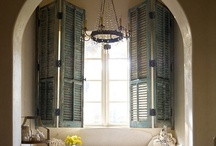 Bathrooms / by Marcy @ ANTIQUECHASE