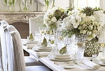 Flower/Plant Display Ideas  ANTIQUECHASE / by Marcy @ ANTIQUECHASE