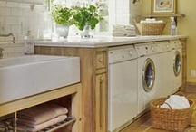 Laundry Rooms / by Marcy @ ANTIQUECHASE