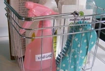 Organization/Cleaning / by Phoebe Louise