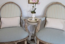 Upholstery Ideas / by Marcy @ ANTIQUECHASE