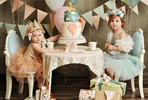 Recipes & Party Ideas / by Phoebe Louise
