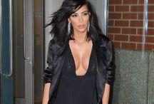 Celebrities / Kim Kardashian, Megan Fox, Ryan Gosling, Victoria's Secret Models, etc. / by Lenie Tsakonas