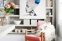 Home | Decor inspiration / Beautiful, Inspiring home decor, objects and interiors to swoon over!