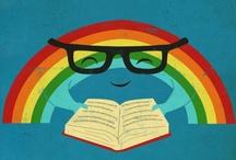 Reading Rainbow / by Michelle Massullo