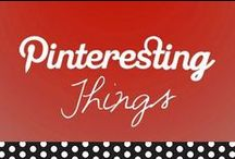 Pinteresting Things / A Pinterest board about Pinterest… Now there's an interesting  thought!  This board provides insights and outtakes from the social media marketing experts at PuTTin' OuT. Facebook, Twitter, Google+, Instagram, YouTube, Tumblr, LinkedIn, Snapchat and, of course, Pinterest… we use them all in innovative ways to engage audiences and elevate brands. www.PuTTinOuT.com