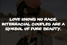 love; knows NO color / by Candace Marie