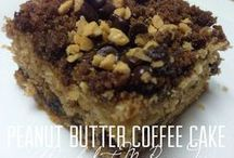 Foodies: Muffins, Bread, Donuts, Coffee Cake, Scones & Such / by A Peek Into My Paradise