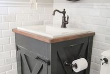 ➳ Bathroom Ideas / Add your blog pins and your favorite bathroom pins here