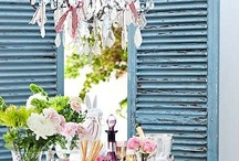 Shutters and Doors to love~ / by Marcy @ ANTIQUECHASE