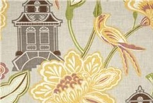 Fabric & Wallpaper / by Marcy @ ANTIQUECHASE