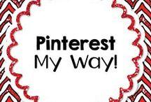 Pinterest, My Way!