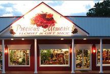 "Precious Memories Artistry / Floral Artistry!  ""We turn your feelings into flowers"" / by Seleese Thompson-Mann"