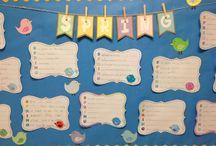 Bulletin Board Ideas / by Anna Hulsey