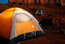 Camping / Tips and tricks for camping with kids.
