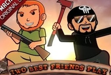 Two Best Friends Play / Decided to make a board for Matt & Pat since I love them so much :P / by Jessica Cross