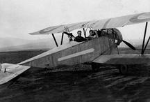 Historical Aircraft and Aviators  / Historical aircraft and aviators from the early days of aviation.